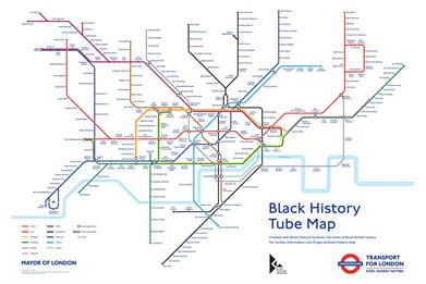 TfL: Notting Hill Carnival co-founder Claudia Jones takes the place of Camden Town station