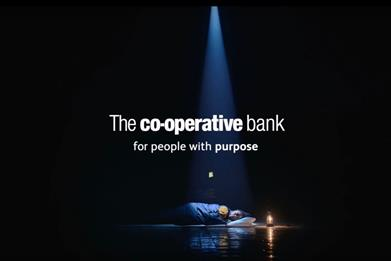 The Co-operative Bank: latest ad tells consumers