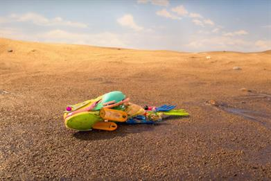 Corona, Parley for the Oceans and animator Pes team up for pollution film