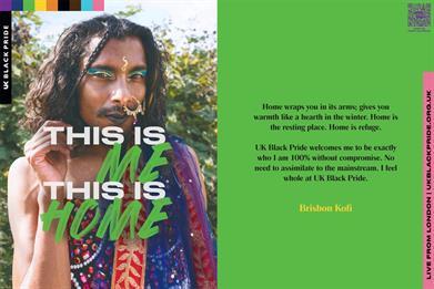 UK Black Pride launches 15th anniversary campaign