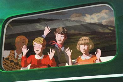 Famous Five go on a rail adventure in nostalgic GWR campaign