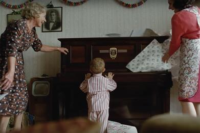 John Lewis 'The boy and the piano': the creative directors' verdict
