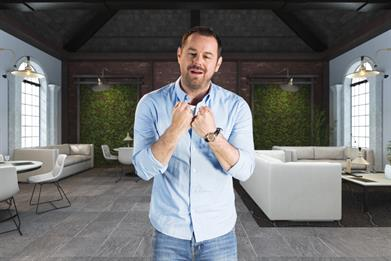 Danny Dyer: one of the celebrities fronting Stand Up To Cancer campaign