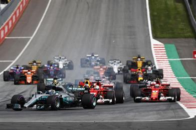 Formula One seeks first global media agency