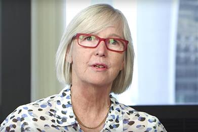 Jan Gooding on leaving Aviva: 'I promised myself that I would take the leap'