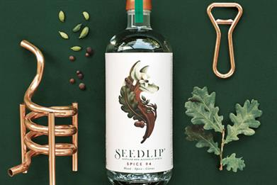 Seedlip launches alcohol-free cocktail bar