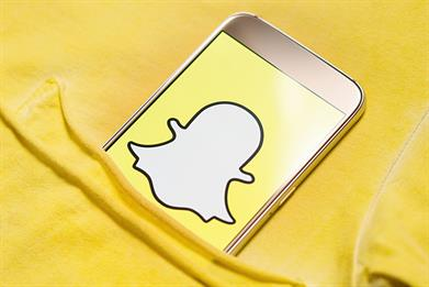 Snapchat signs on 14 creative partners to help advertisers