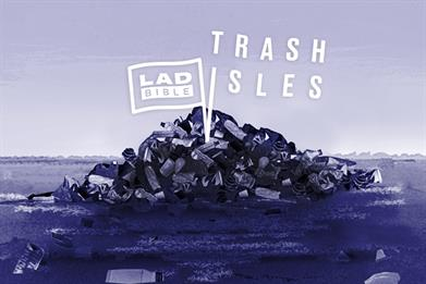 AMV BBDO scoops Design Grand Prix at Cannes for 'Trash Isles'