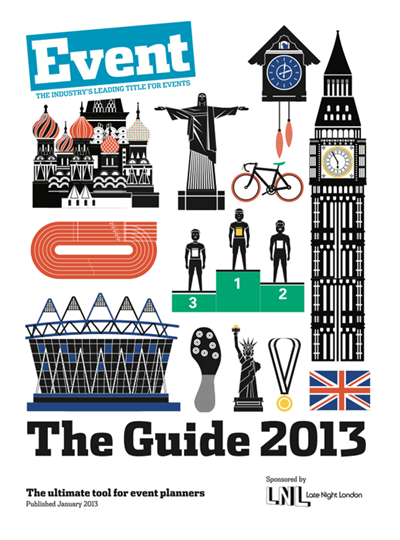 Event in print: The Guide