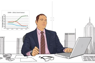 What financial directors make of marketing