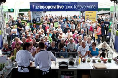 River wins brief to publish Co-op event magazine