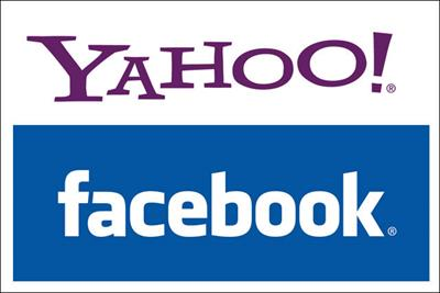 Yahoo sues Facebook in first social media patent case