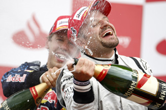 Formula One row puts sponsor brands on alert