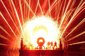 London 2012 Festival launches with five spectacular shows