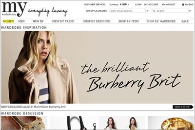 Mywardrobe.com shifts editorial focus in favour of sales drive