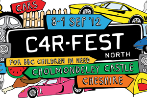 Chris Evans launches CarFest North