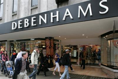 Debenhams appoints Fredhopper to boost online user experience