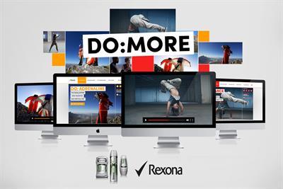 R/GA London creates YouTube channel for Rexona
