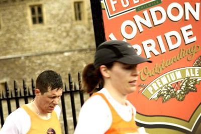 Fullers rolls out campaign supporting status as beer of London Marathon