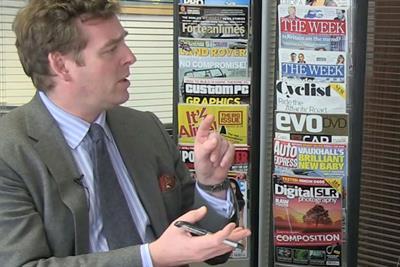 Media Agenda: Kerin O'Connor, chief executive, The Week