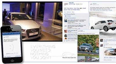 Connected Campaign of the Month: Audi