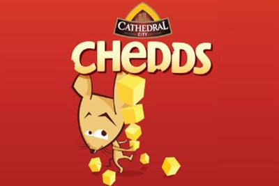 Dairy Crest takes on rivals with Chedds