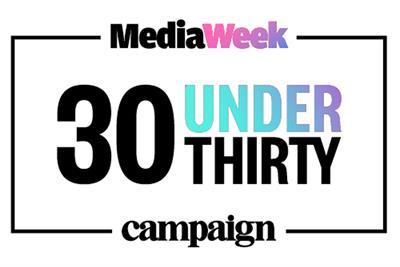 Media Week 30 Under 30 2019 entries open
