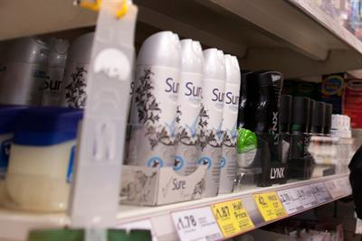 Unilever takes stock as in-store promotions beat social-media ROI