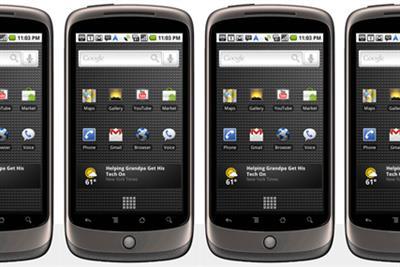 Google's Nexus One smartphone gets UK release
