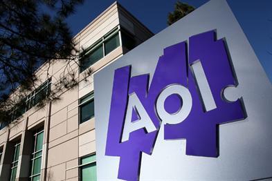 AOL ad revenues climb 10% but profits plunge