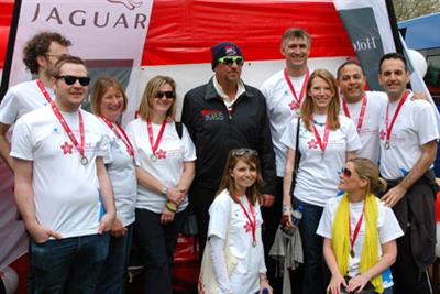 Blood cancer charity embarks on anniversary push