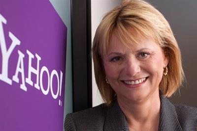 Yahoo seeks new chief executive after sacking Bartz