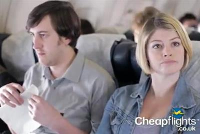 Cheapflights launches first TV ad as new marketing chief joins