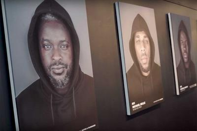 'This was for the black boy in the community': Behind the '56 black men' project