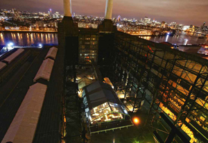 Christmas parties secure despite Battersea Power Station sale completion