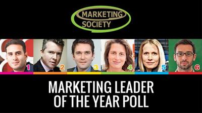 Christian Woolfenden new bookies' favourite to be Marketing Leader of the Year