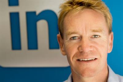 LinkedIn hires Clive Punter for new sales role