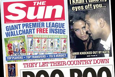 Paper Round (11 August) - Which clients are advertising in the national press?