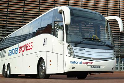 National Express shifts focus to CRM