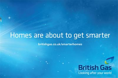 British Gas pushes technology positioning in £4m campaign