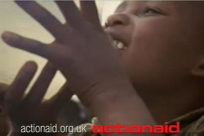 OgilvyOne resigns ActionAid UK account