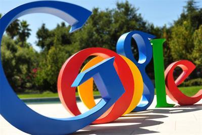 Google's profits fall 20% to $2.18bn