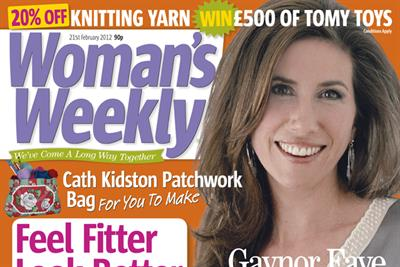 MAGAZINE ABCs: Woman's Weekly on even keel after 100 years