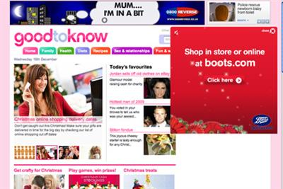 Goodtoknow website launches recipe channel