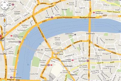 Google Maps returns to iPhone