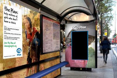 Charity to run gender recognition outdoor ad