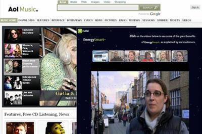 AOL launches Videocube ad unit