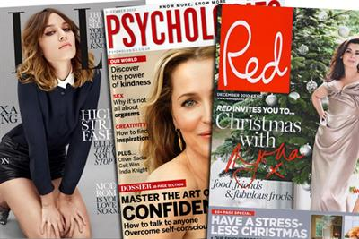 Lagardère considers sale of Elle and international titles