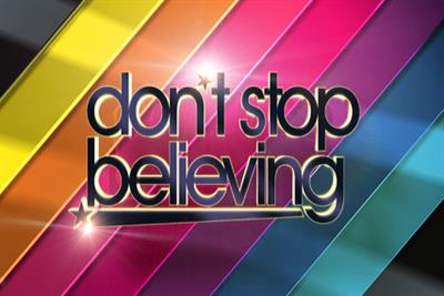 Bunton to present GroupM's 'Don't Stop Believing' on Five