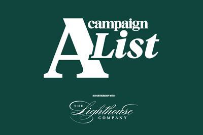 The Lighthouse Company named headline sponsor of Campaign A List